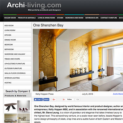 Italian Solutions in Archi-living