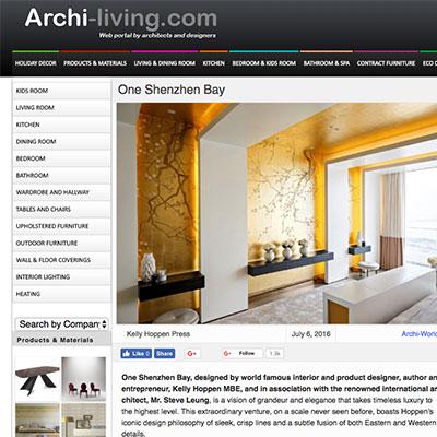 Italian Solutions in Archi-living